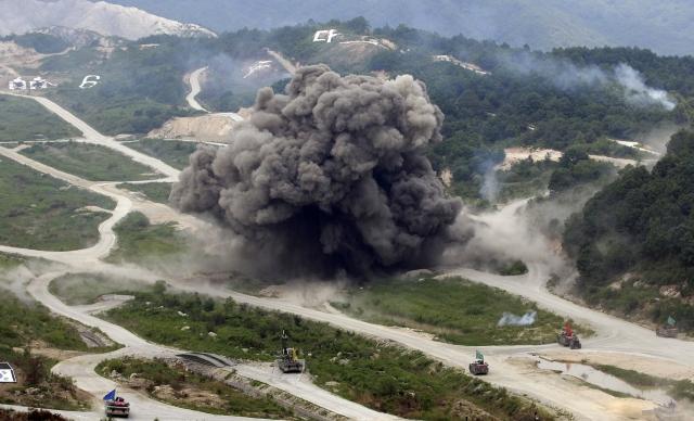APTOPIX South Korea Koreas US Military Drills