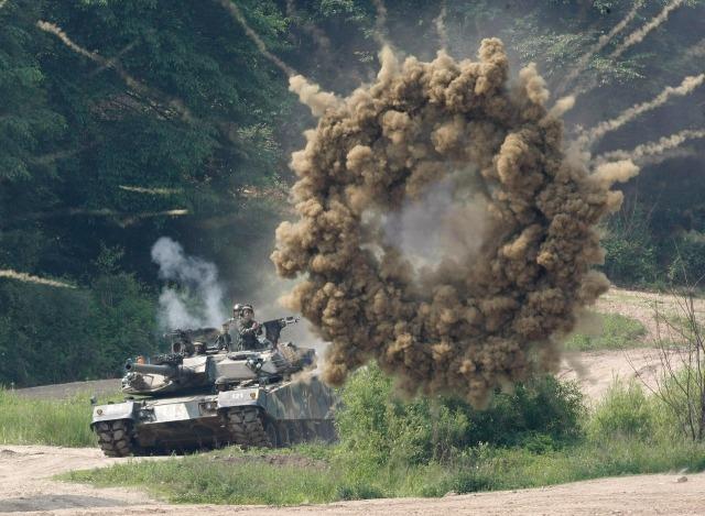 APTOPIX South Korea Koreas Tension